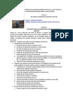REGLAMENTO GRADOS Y TÍTULOS UNIVERSIDAD DANIEL ALCIDES CARRION