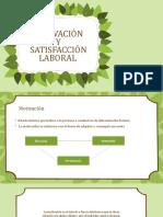 MOTIVACIÓN Y SATISFACCIÓN LABORAL.pptx