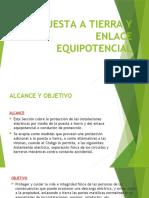 PUESTA A TIERRA Y ENLACE EQUIPOTENCIAL VALDERRAMA.pptx