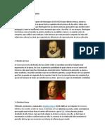 FILÓSOFOS DEL RENACIMIENTO Y MODERNOS