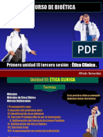 05 . PPT ETICA CLINICA I 2017