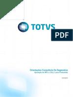 Orientações Consultoria de Segmentos - THYLVN - Apuração de IRPJ e CSLL Lucro Presumido