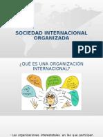 Sociedad Internacional Organizada