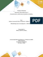 Metodologia de la investigacion 1 Formato de entrega - Paso 2