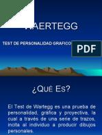 """Test proyectivo """"WARTEGG"""" cómo interpretarlo"""