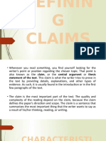 DEFINING CLAIMS.pptx
