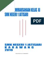 MODUL PKK KELAS XI SEMESTER GENAP 2019.docx