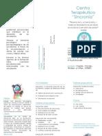 T. Talleres folletos  2
