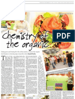 Chemistry of The Organic