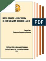 Modul Praktik Kep Komunitas A 2017 TA 2019-2020
