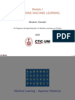 MOduloI_INCEPTIONS MACHINE LEARNING