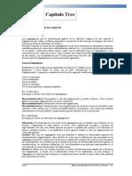 Liquidacion Capitulo Tres (rehacer)