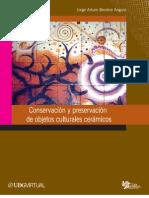 Becerra Angulo - 2009 - Conservación y preservación de objetos culturales cerámicos