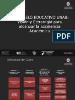 SB UU1 Curso_Modelo_Educativo_UNAB (20141030).pptx