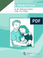 Guia pratica para desarrollo de tu hijo