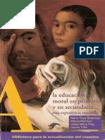 La educación moral en primaria y en secundaria.pdf