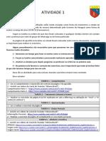Português - Atividade 1 - Tarefas e Páginas da Apostila.pdf