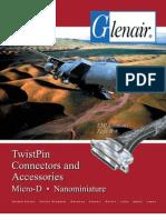 Glenair Micro-D & Nano Miniature Catalogue