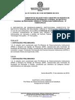 Edital nº 412_2018 Retificação Edital nº 384.2018 Remoção a pedido