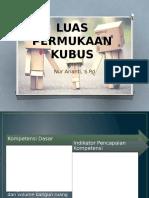 4. LUAS PERMUKAAN KUBUS.pptx