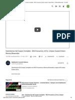 (164) Desintoxicar del Cuerpo Completo - Rife Frecuencia, 20 hz, Limpiar Cuerpo Entero - Musica Binaurales - YouTube