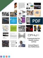 CFHJ Annual Report (2019)