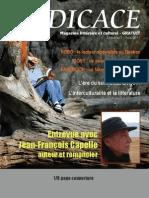 Magazine Dedicace - Vol.1 - Mai 2011