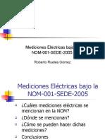 IEC- Pruebas