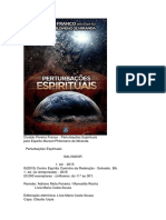 Divaldo Pereira Franco - (Manoel Philomeno de Miranda) - Perturbações Espirituais.pdf