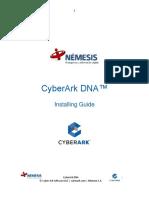 CyberArk DNA Installation  Guide