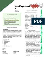 Vulkem NEM - Data Sheet