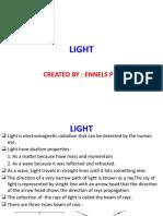 LIGHT. new