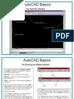 AutoCAD Basics