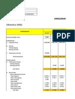 Tugas Cashflow manajemen farmasi