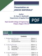 Advanced Materials-ppt