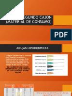 SEGUNDO CAJON (MATERIAL DE CONSUMO)