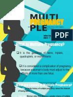 Multiple Pregnancy.pptx