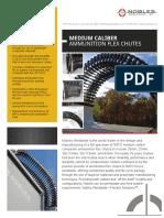 Medium_Caliber feed chutes