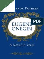 Pushkin.nabokov Trans.eugene Onegin.bollingen Vol 4 of 4