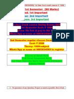 1st Semester Accounts Selected Question.pdf