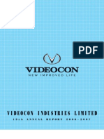 Videocon Industries Ltd_2007