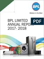 annual-report bPL