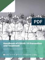 Handbook of COVID-19 Prevention (English Version)
