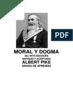 DocGo.Net-Moral y Dogma - Albert Pike - Grado de Aprendiz
