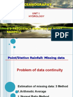 Unit 1.2 Precipitation-Intensiy, Duration and Frequency-1.ppt