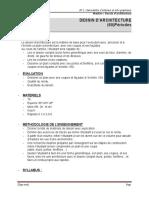 DESSIN D'ARCHITECTURE BT1.doc