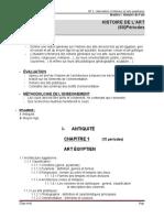 HISTOIRE DE L'ART BT1.doc