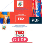 Cliche Ted Talks Introductions Conclusions and Attention Grabbers