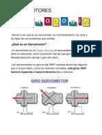 ServoMotor Funcionamiento y Tipos de Servomotores-1