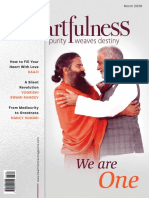 Heartfulness Magazine - March 2020 (Volume 5, Issue 3)